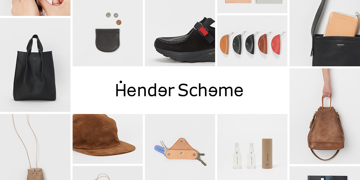 URBS Hender Scheme 19AW COLLECTION