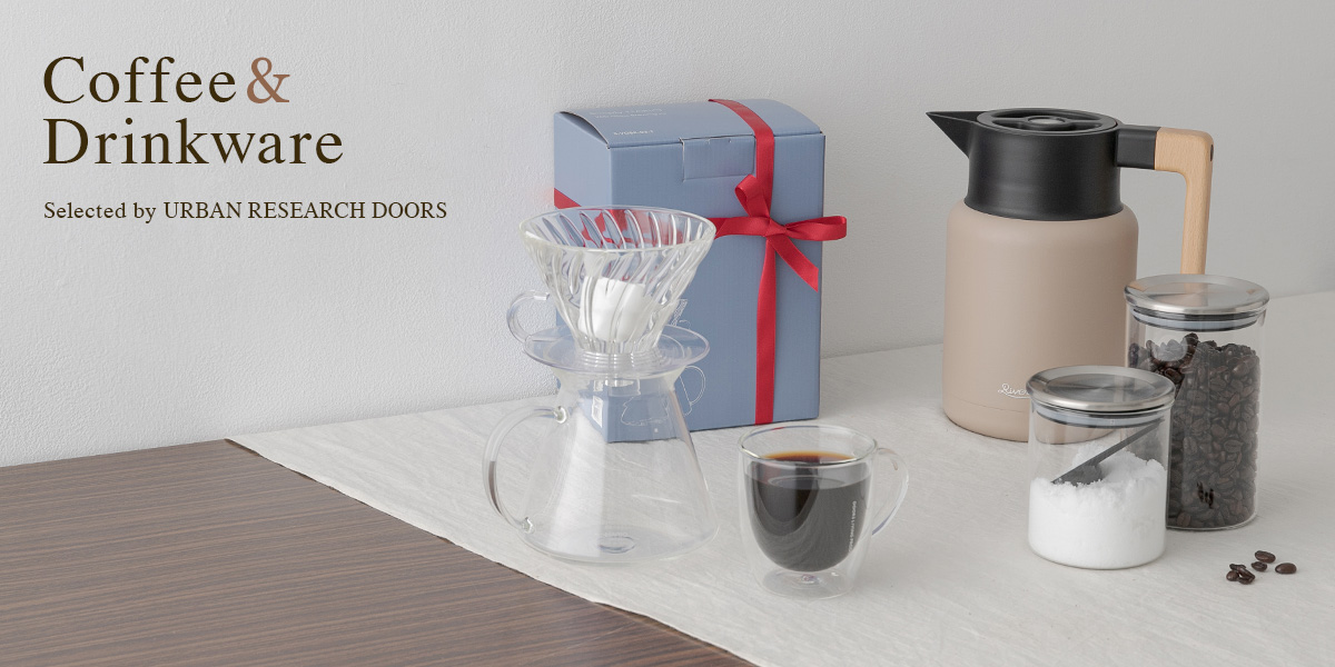 -Coffee&Drinkware- Selected by URBAN RESEARCH DOORS|DOORS