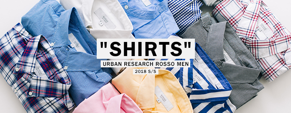 URBAN RESEARCH ROSSO MEN