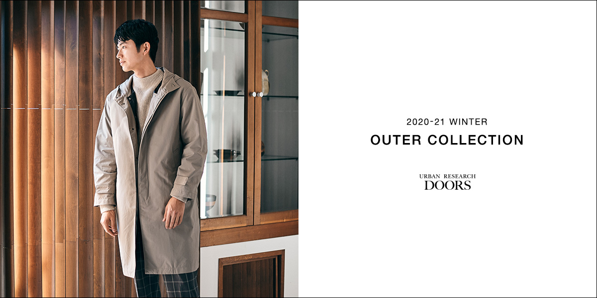 DOORS 2020-21 WINTER OUTER COLLECTION