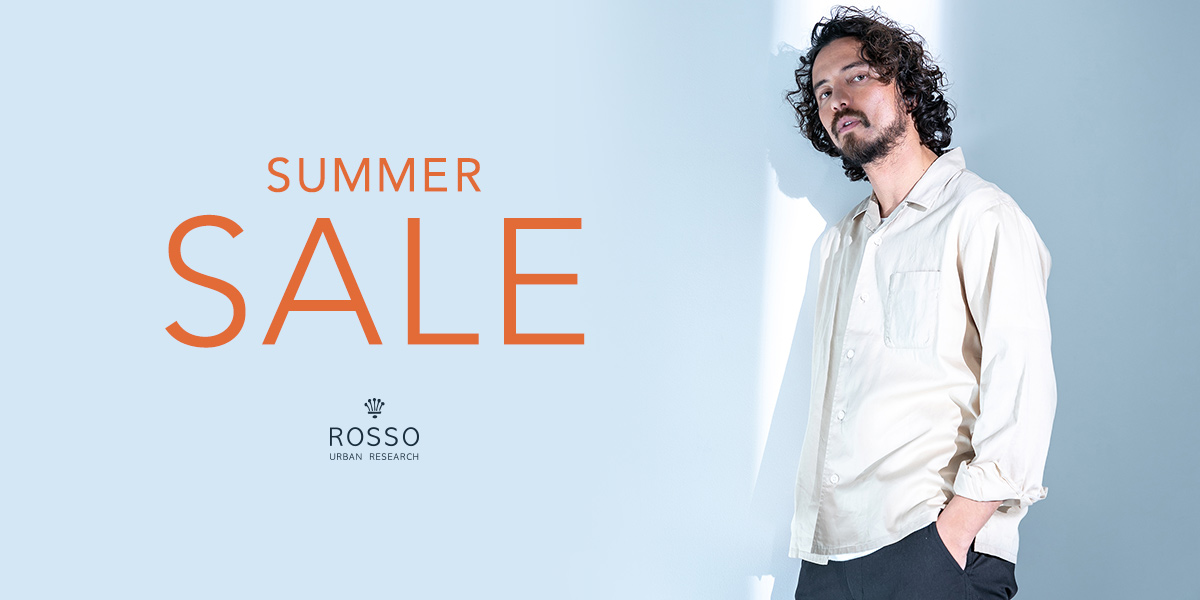 ROSSO SUMMER SALE