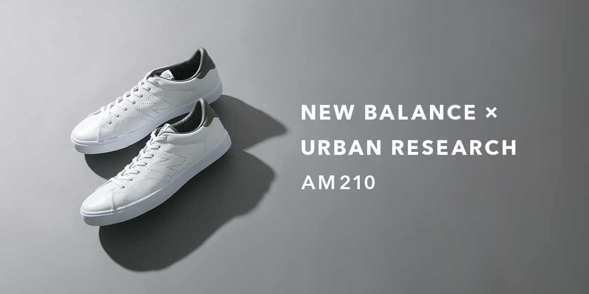 NEW BALANCE × URBAN RESEARCH  AM210