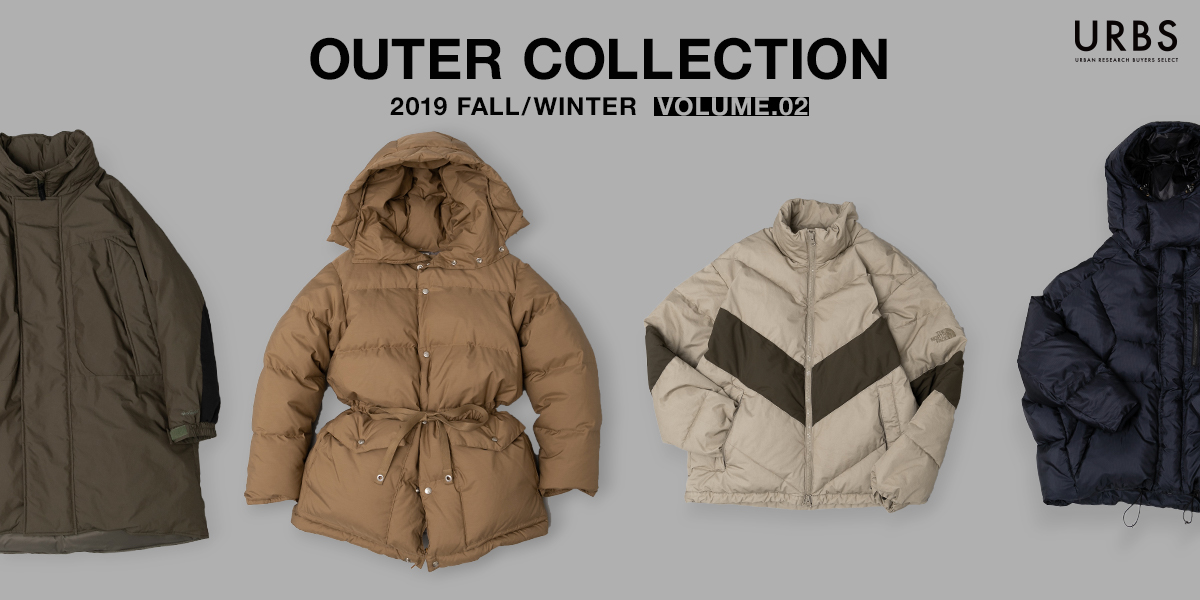 URBS OUTER COLLECTION VOL.02