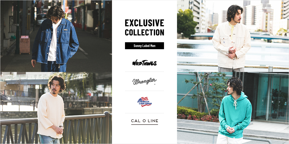 Sonny Label EXCLUSIVE COLLECTION