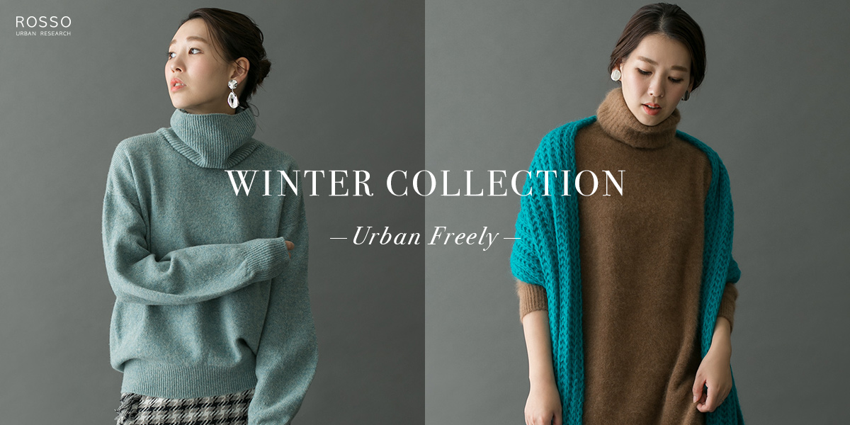 ROSSO WINTER COLLECTION - Urban Freely -