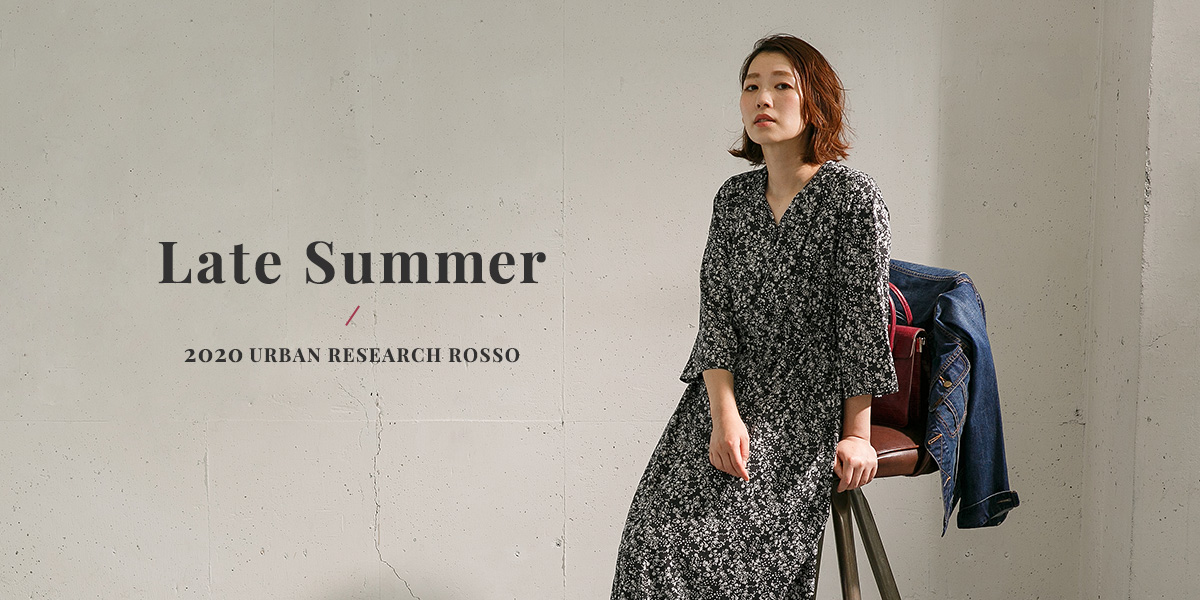ROSSO Late Summer 2020