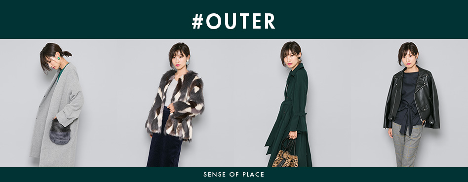 SENSE OF PLACE #OUTER