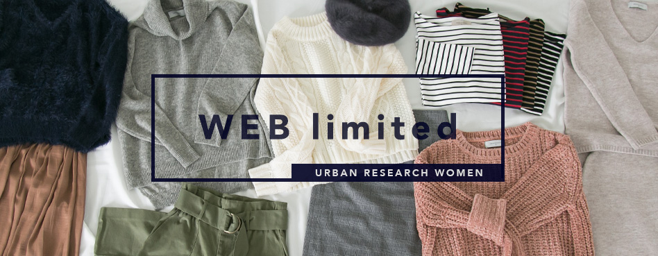 URBAN RESEARCH WEB limited