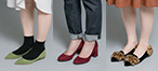RODE SKO pre order 2016-17 A/W STYLE WITH SIMPLE LADYLIKE PUMPS