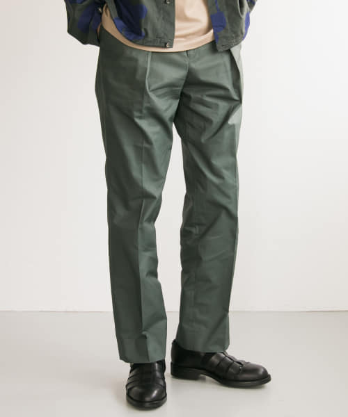 [URBAN RESEARCH][WELLDER One Tack Tapered Trousers]