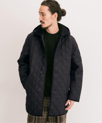 Traditional Weatherwear DERBY HOOD QUILTED