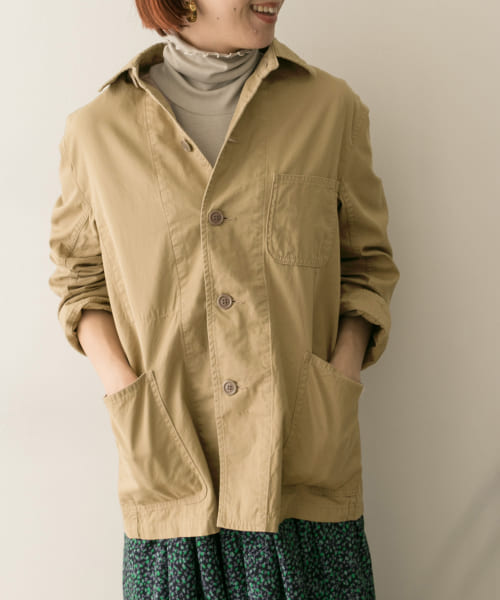 [URBAN RESEARCH][MASTER&Co. COVERALL JACKET]