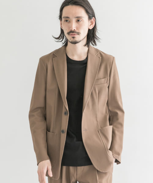 [URBAN RESEARCH][URBAN RESEARCH Tailor コンパクト強撚ジャケット]