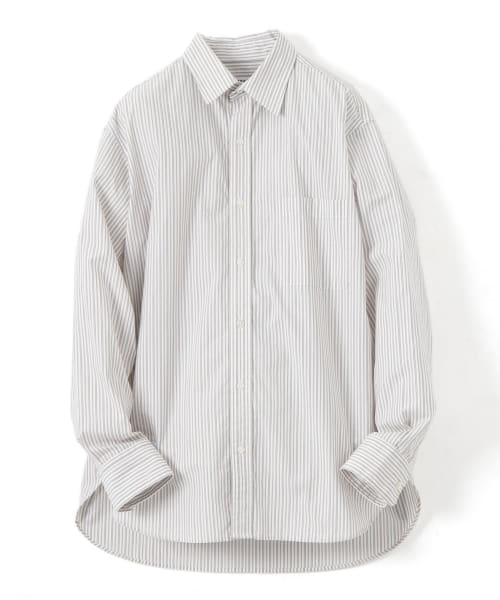 [FREEMANS SPORTING CLUB][FREEMANS SPORTING CLUB REGULAR COLLAR SHIRTS]