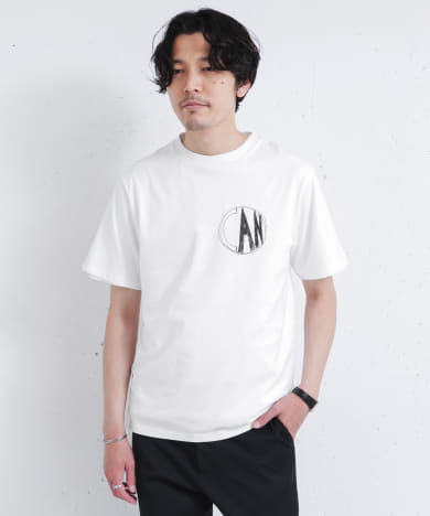 LEMAIRE LOGO PRINTED T-SHIRTS