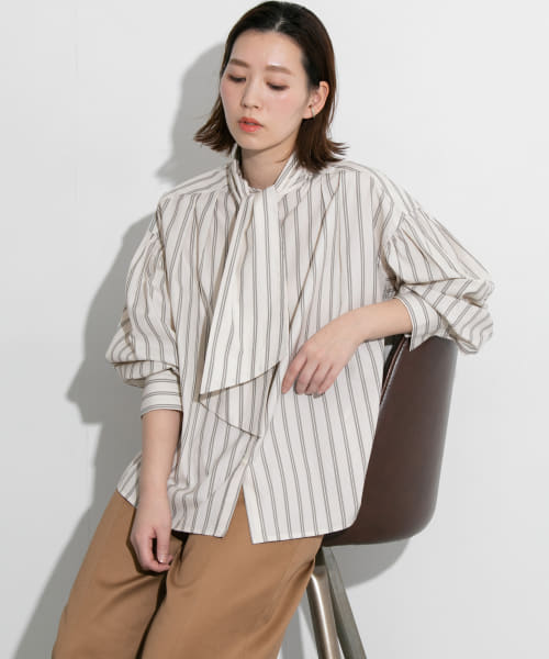 [ROSSO][Boutie shirts blouse]