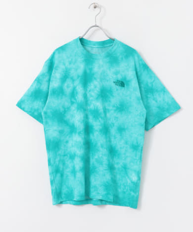 THE NORTH FACE Short-Sleeve Tie Dye T-shirts