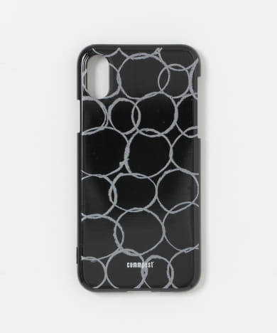 commpost iPhoneX XS CASE maru