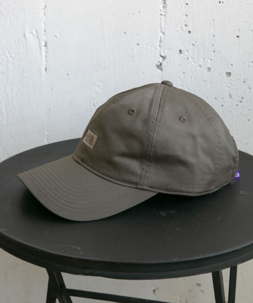 [DOORS][THE NORTH FACE PURPLE LABEL Stretchtwill Field Cap]