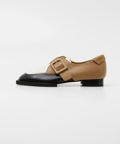 Reike Nen square strap loafer