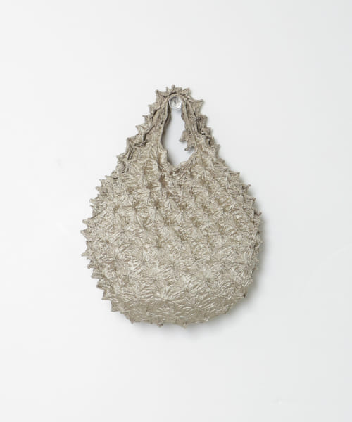 [URBAN RESEARCH][BUNZABURO Shibori Petit Bag]