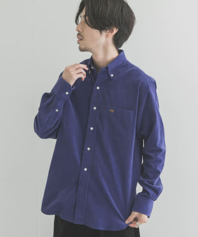 Scye Organic Cotton Corduroy Shirts