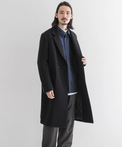 URU CHESTERFIELD COAT