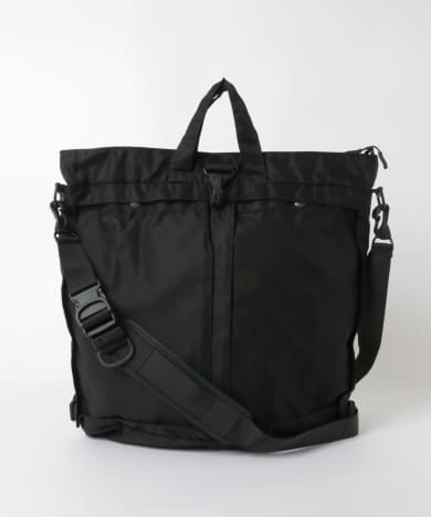【別注】bagjack×URBAN RESEARCH 3way helmet bag