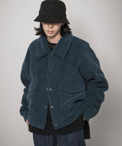 URBAN RESEARCH iD BOA CPO JACKET