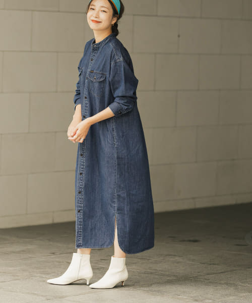 [ROSSO][【別注】ROSSO×Lee WORK DRESS]