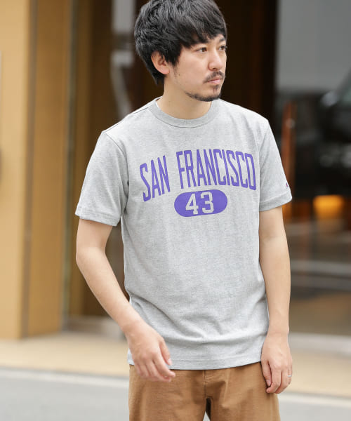 [Sonny Label][Champion SHORT SLEEVE T-SHIRTS]