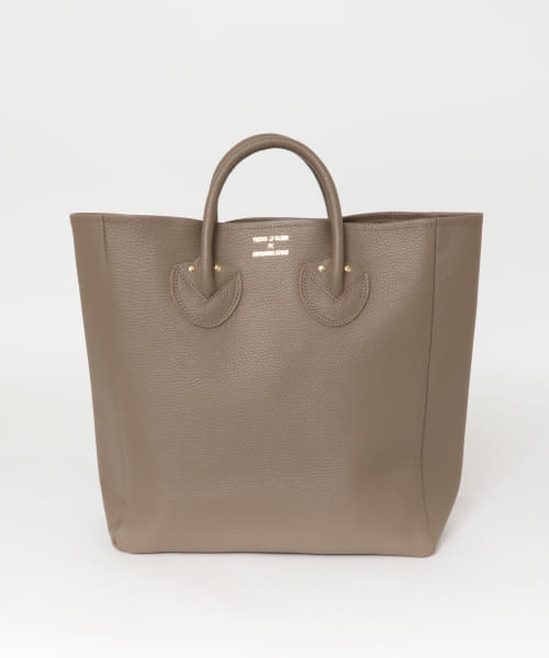 [URBAN RESEARCH][YOUNG&OLSEN EMBOSSED LEATHER TOTE M]