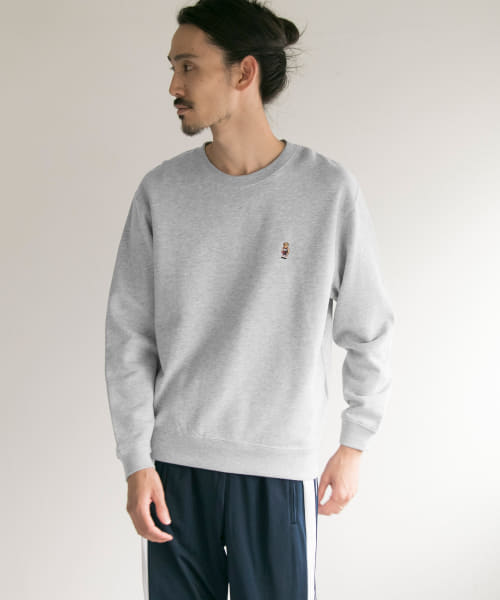 [URBAN RESEARCH][別注ROSTER BEAR SWEAT]