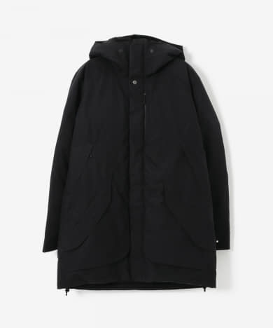 GOLDWIN HOODED SPUR GORE-TEX DOWNCOAT