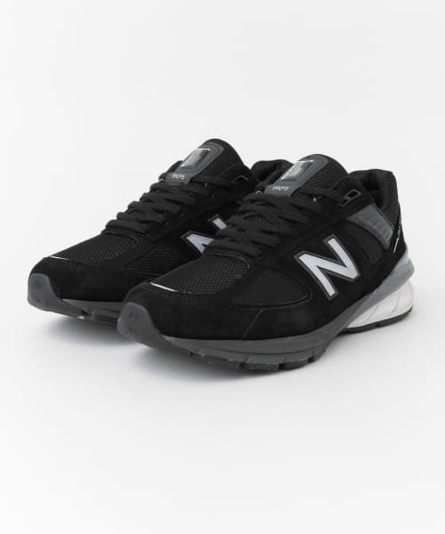 [DOORS][NEW BALANCE M990 BK5]