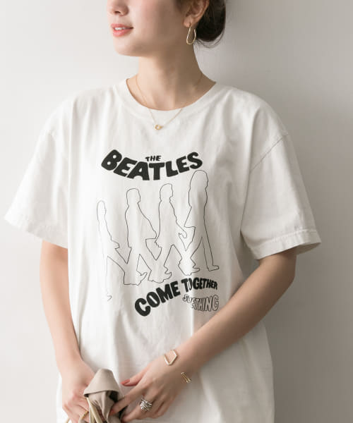 [URBAN RESEARCH][THE BEATLES T-SHIRTS-2]
