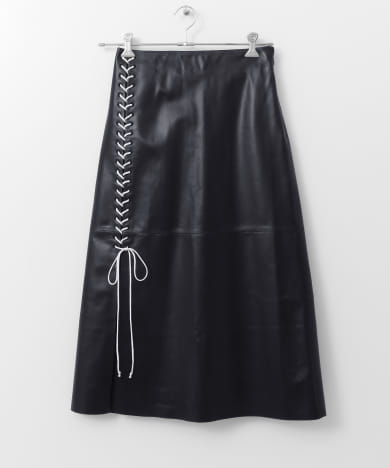 BY MALENE BIRGER Skirt Leather