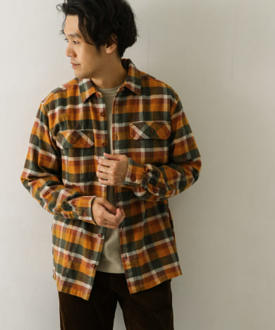patagonia Ms Long-sleeve Fjord Flannel Shirts