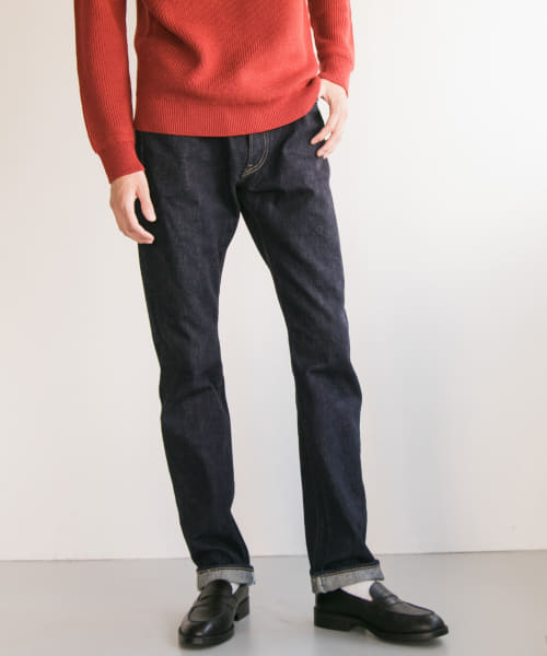 [URBAN RESEARCH][LENO SLIM JEANS]