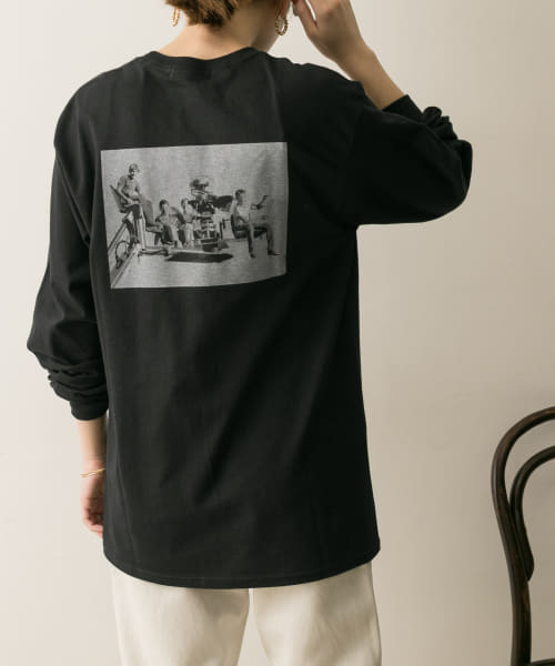 [URBAN RESEARCH][STAND BY ME LONG-SLEEVE T-SHIRTS]
