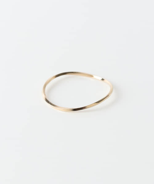 [ROSSO][Favorible Curve ring]