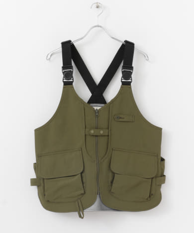 snow peak apparel TAKIBI Vest