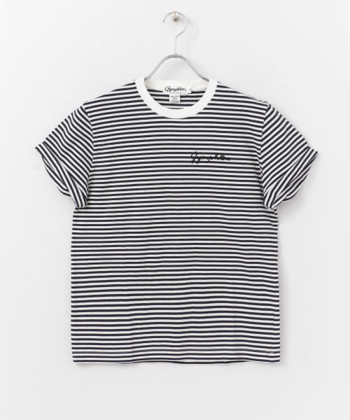 [DOORS][GYMPHLEX COMBED COTTON JERSEY T-SHIRTS]