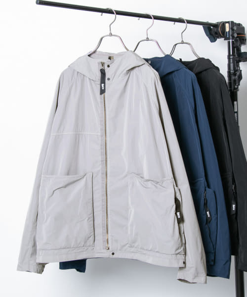 [URBAN RESEARCH][BACH×URBAN RESEARCH 別注Commuter Dyed Jacket]