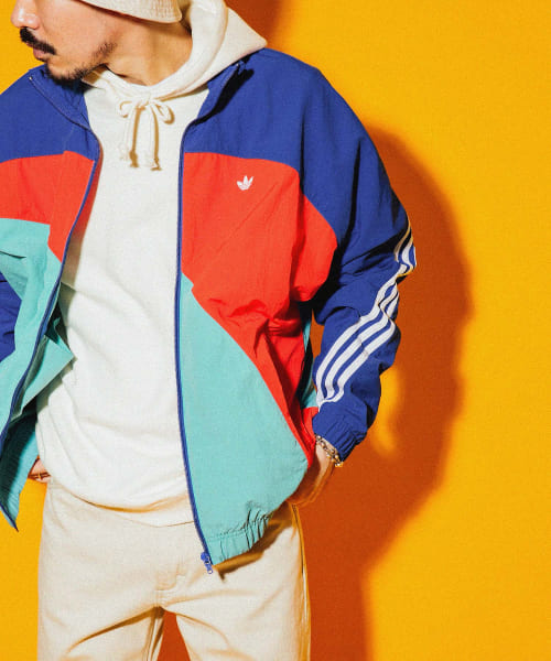 [DOORS][adidas Exclusive O/C WINDBREAKER]
