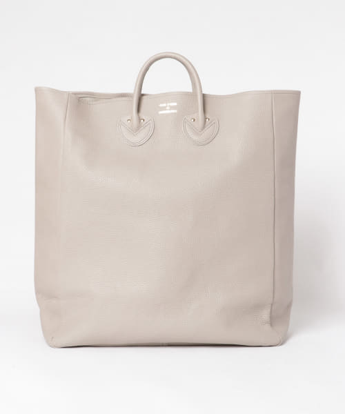 [URBAN RESEARCH][YOUNG&OLSEN EMBOSSED LEATHER TOTE L]