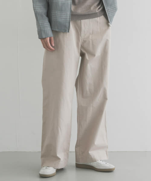 [URBAN RESEARCH][MHL×URBAN RESEARCH TROUSERS]