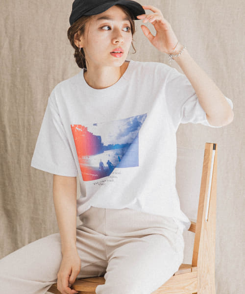 [Sonny Label][MAGIC NUMBER SpecialOrder T-SHIRTS / Beach]