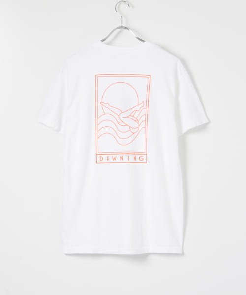 [URBS][DAWNING T-SHIRTS by TEITO]