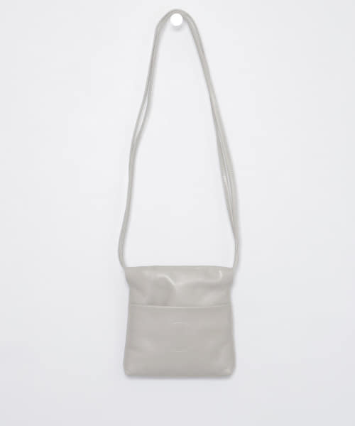 [かぐれ][COSMIC WONDER Leather drawstring bag]